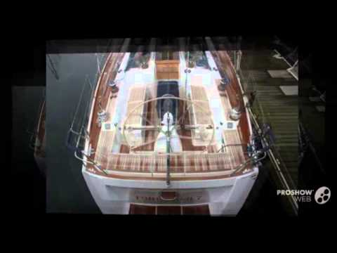 Cantiere del pardo grand soleil 43 sailing boat, sailing yacht year - 2011