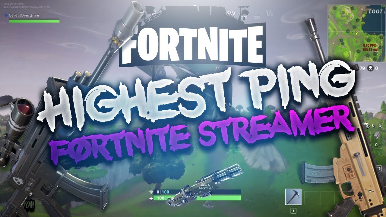 Why Is My Ping On Fortnite So High Pc | Aimbot Exe Download