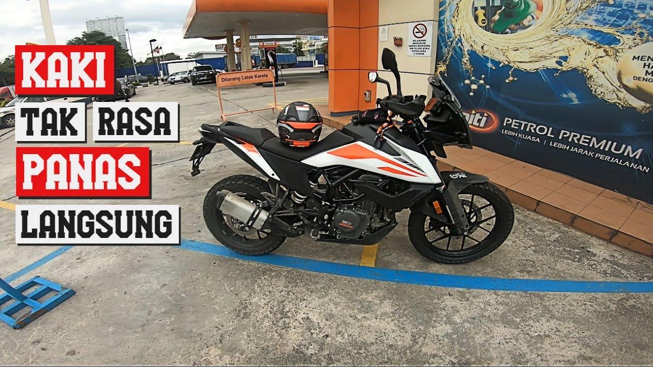 KTM ADVENTURE 390 FAKTA YANG PERLU TAHU
