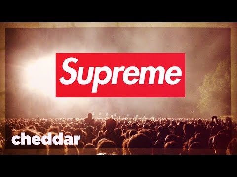 How Supreme's Success Could Be Its Downfall - Cheddar Examines
