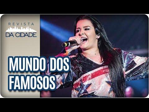Maraisa, Ivete Sangalo E Pabllo Vittar - Revista Da Cidade (27/09/2017)