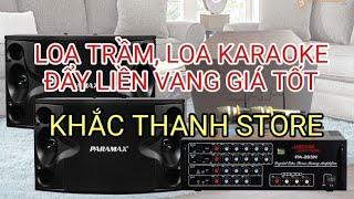 Loa sub điện, loa karaoke, đẩy liền vang giá tốt cho các bác chơi tết lh 0964.867.866 - 0364.791.604