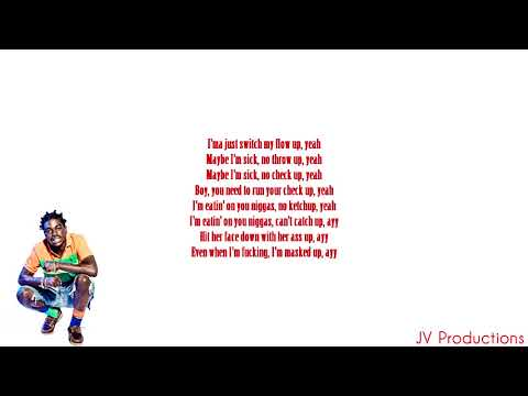 Kodak Black - Roll in Peace feat. XXXTENTACION Lyrics