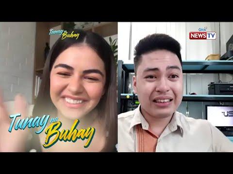 Tunay na Buhay: Viral TikTokerist na si Diego Garcia, nakilala na ang kanyang idolo!