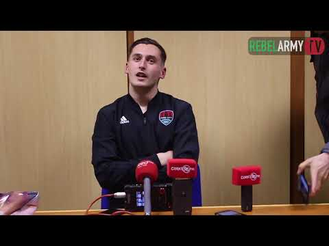 Conor McCarthy Press Conference Post Dundalk