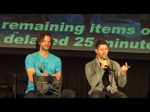 SPNNASH 2018 Jared and Jensen Main Panel