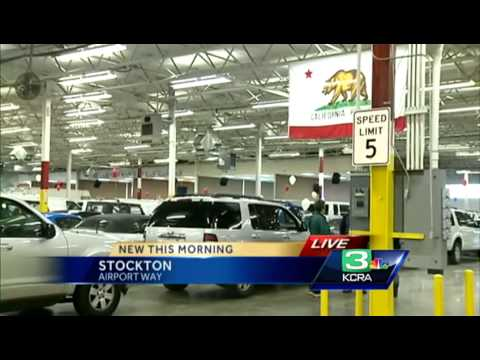Stockton welcomes South Bay Auto Auction