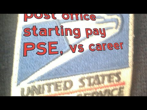 Truth About Starting Pay At The Post Office