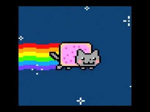 Nyan Cat 20 Minutes