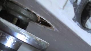 How to Remove Old Sargent Door Knob