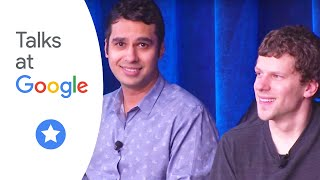 "Jesse Eisenberg & Kunal Nayyar: ""The Spoils"" 