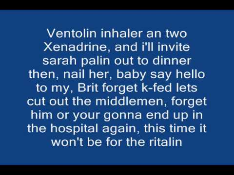 eminem-We Made You + lyrics
