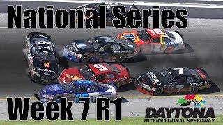 OH S**T ! - National Series @ Daytona - S1 W7 R1 2018 - Iracing