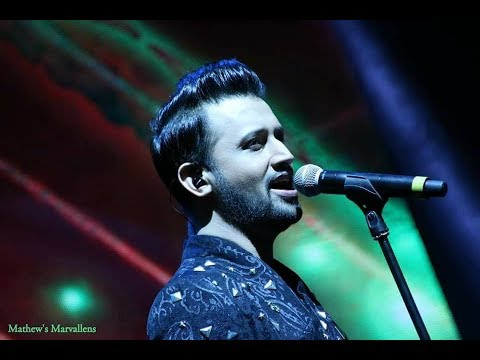 Atif Aslam Live - Jeene Laga Hoon (Rock Version) Mp3