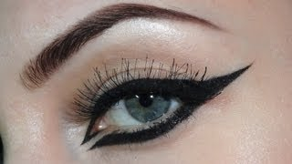 How to: Arabic eyeliner