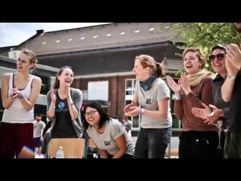 VcA hinter den Festival-Kulissen