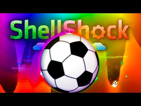 NEW SHOCCER GAMEMODE! - Shell Shock Live!