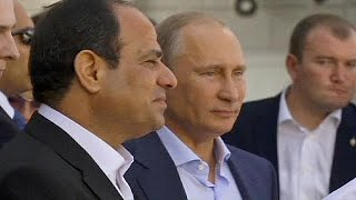 Russia to boost food trade with Egypt to compensate for Western ban - economy