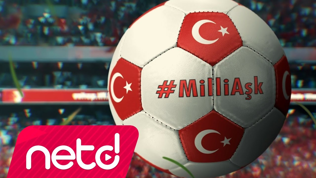 Ali Sinanoğlu #MilliAşk (Miili Takım Marşları)