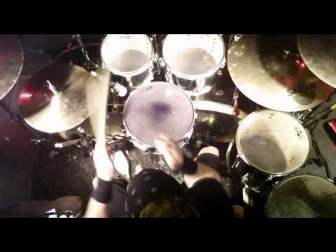 Buckcherry crazy bitch drum cover youtube