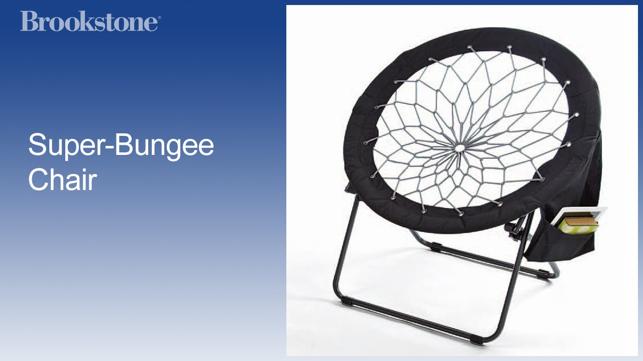 Brookstone Bungee Chair Spandex Wedding Covers Amazon Super Youtube