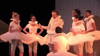 """Théâtre : """"Le songe d'une nuit d'été"""" de Déclic Théâtre"""
