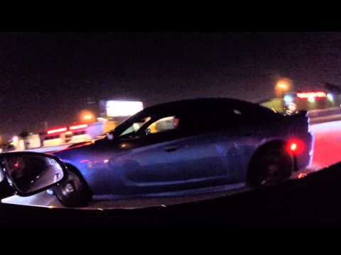 BMW M4 JB4 vs Stock Dodge Hellcat Charger