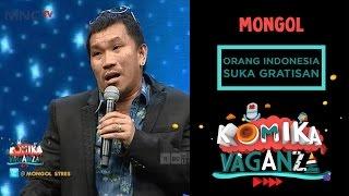"Mongol ""Kita Dididik Untuk Suka Dengan Gratisan"" - Komika Vaganza (15/12) MP3"