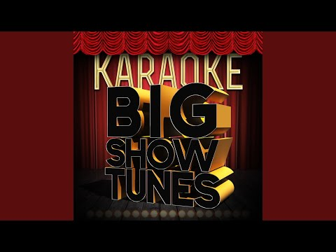 Almost Paradise (In the Style of Footloose - The Musical) (Karaoke Version)
