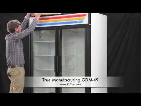 True Manufacturing GDM-49