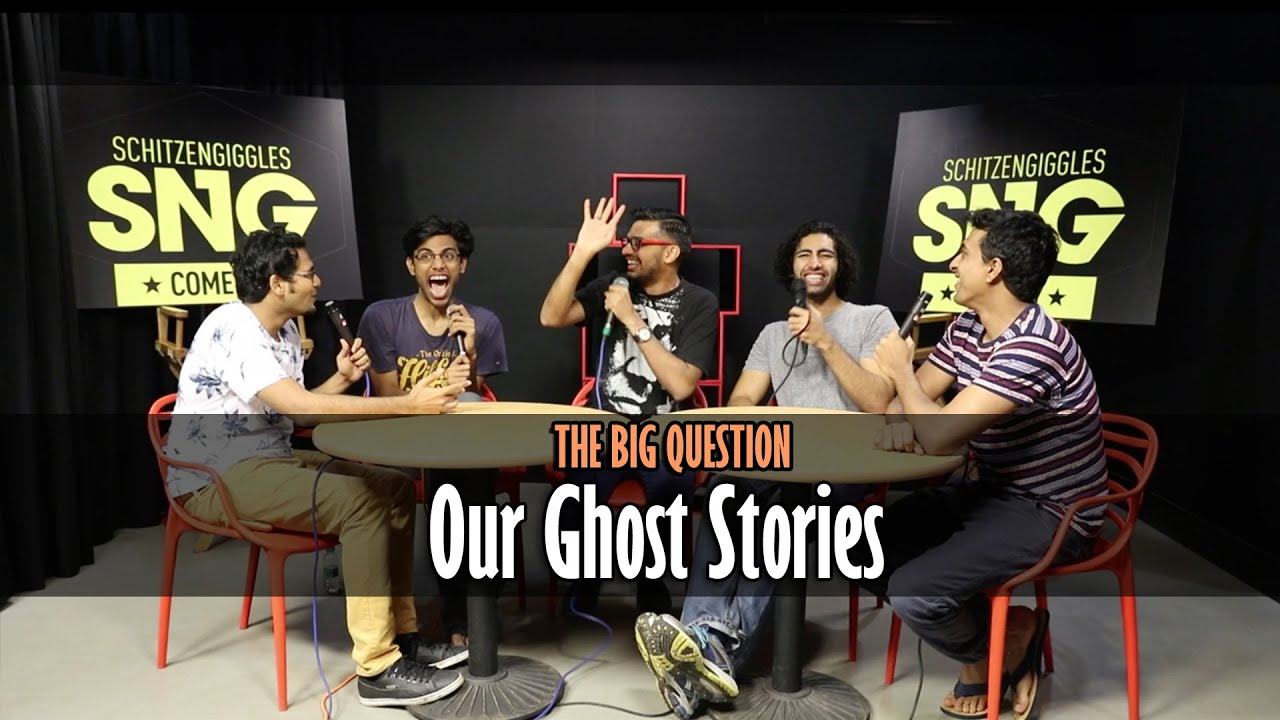 Download SnG: Our Ghost Stories Ft Kunal Rao & Biswa Kalyan Rath | The Big Question Ep 20 | Video Podcast