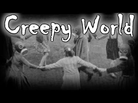 CREEPY WORLD