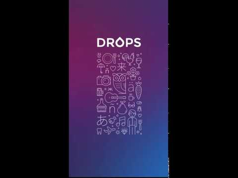 Drops: Learn Korean, Japanese, Chinese, Hebrew and 30 more languages!