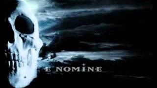 E Nomine ~ Black Sun