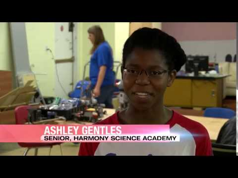 Harmony Science Academy Lubbock STEM Expo and Book Signing
