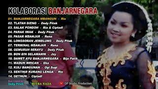 Gambar cover Full Album LAGU NGAPAK BANJARNEGARA MBANGUN Campursari Jawa Pengiyongan [OFFICIAL AUDIO]