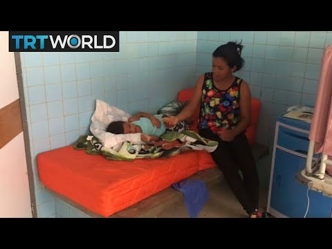 Venezuela on the Edge: People very worried over shortage of medicine