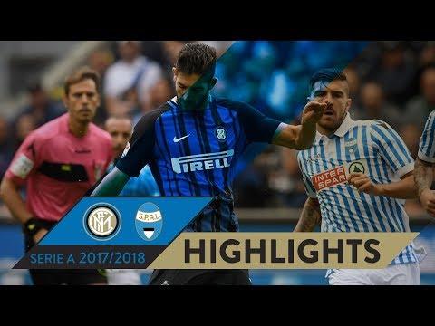 INTER-SPAL 2-0 | HIGHLIGHTS | Matchday 03 - Serie A TIM 2017/18