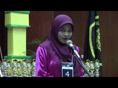 Syarhil Qur'an UB MTQM Tingkat UB 2014 Final bag 1