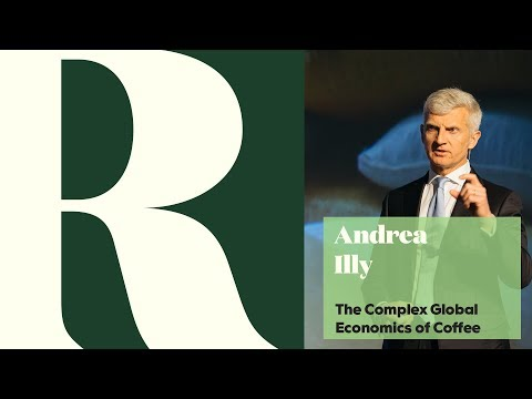 Andrea Illy | The Complex Global Economics of Coffee
