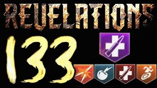 REVELATIONS ROUND 130 + World Record Attempt Black Ops 3 Zombies Gameplay Salvation DLC