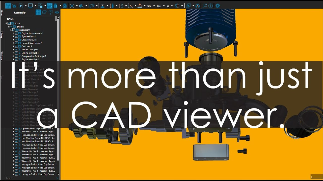 cad viewer actify spinfire ultimate youtube. Black Bedroom Furniture Sets. Home Design Ideas