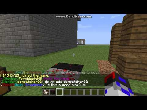 Minecraft Haunted House Ideas - YouTube