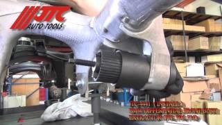 JTC 4441 - Набор инструментов для снятия и установки сайлентблоков переднего подрамника JTC