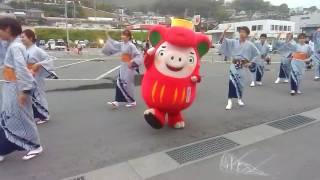 おおふなトンも踊ります! 相変わらずキレッキレでした(^^)/
