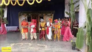 సంక్రాంతి సంప్రదాయము నృత్య రూపంలో (sankranti Dance)
