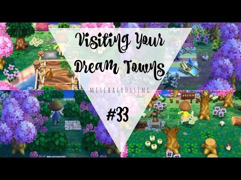 Visiting Your Dream Towns :: #33 :: Animal Crossing: New Leaf - Welcome amiibo