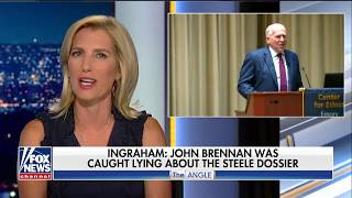 Ingraham: 'Deep State Partisans' Like Brennan Use Security Clearances to Validate Political Attacks