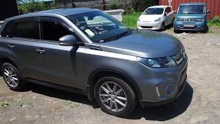 Suzuki Escudo 2016 с АУКЦИОНОВ ЯПОНИИ и почему у него есть VIN!!??
