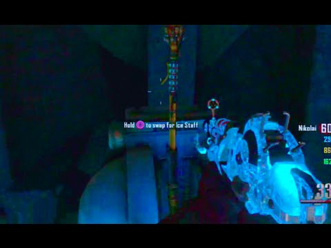 """""""THAT GUY IS A BIT**, I QUIT!"""" - Zombies With Randoms Black Ops 2 Origins w/ TheRelaxingEnd"""